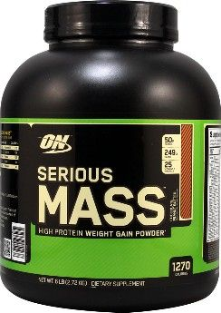 6lbs serious mass, water meter, -- Nutrition & Food Supplement Metro Manila, Philippines