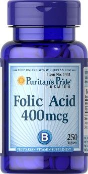 folic acid, vitamins, health supplement, -- Nutrition & Food Supplement Metro Manila, Philippines