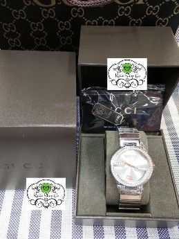 gucci watch gucci ladies watch small large face, -- Watches -- Rizal, Philippines