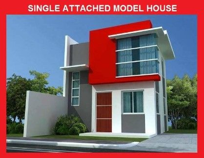 single attached hous, -- Single Family Home -- Metro Manila, Philippines