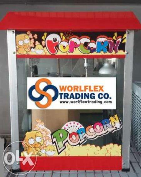 popcorn machine -- Food & Beverage Metro Manila, Philippines