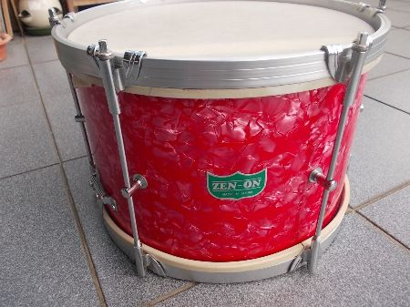 Zen-on Snare Drums Marching Band -- Everything Else -- Marikina, Philippines