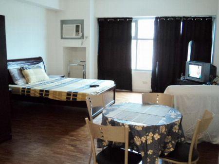 Studio type Condominium Unit for sale in Robinsons Adriatico Res -- Condo & Townhome -- Metro Manila, Philippines