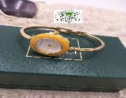 GUCCI WATCH - GUCCI CLASSIC BANGLE WATCH WITH CERAMIC BEZELS -- Watches -- Metro Manila, Philippines