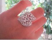 Diamond Earrings,Diamond Ring,Diamond Jewelry Set,Natural Diamond -- Jewelry -- Pampanga, Philippines