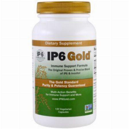IP-6 International, IP6 Gold, Immune Support Formula, 120 Vegetarian Capsules -- Nutrition & Food Supplement Metro Manila, Philippines