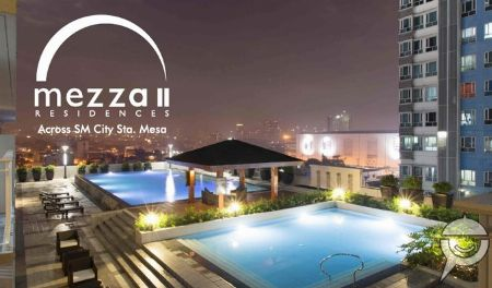 rent to own condo near UERM, condo near UERM, RFO Condo near UERM, SMDC Mezza 2 Residences, mezza residences, condo in sta. mesa, condo near university belt -- Apartment & Condominium -- Manila, Philippines