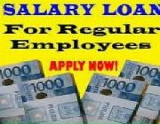 salary loan, personal loan and doctors loan -- All Financial Services -- Makati, Philippines