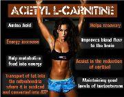 acetyl l carnitine alpha lipoic acid bilinamurato puritan acetyl l carnitin, -- Nutrition & Food Supplement -- Metro Manila, Philippines