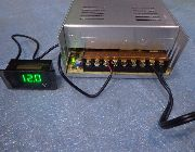 12v 138v regulated power supply 30amps free voltmeter ac cord, -- All Electronics -- Caloocan, Philippines