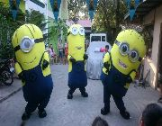 MASCOTS FOR RENT, MICKEY MOUSE, ELMO, COOKIE MONSTERS MINNIE MOUSE, PLUTO, DONALD DUCK, DAISY DUCK, DARTH VADER, STORM TROOPER, SAFARI MASCOT, ANIMAL MASCOT, STAR WARS MASCOT, CARS MC QUEEN MASCOT, LION MASCOT, ZEBRA MASCOT, PANDA MASCOT, KUNG FU PANDA, S -- Birthday & Parties -- Metro Manila, Philippines