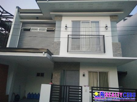 138m² Single Attached House at 7th Avenue Res. in Mandaue -- House & Lot -- Cebu City, Philippines