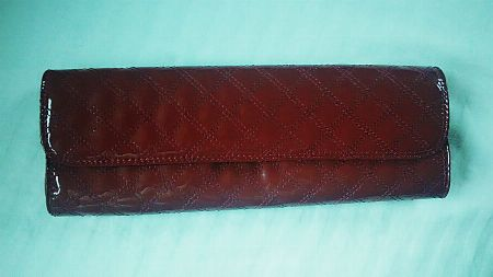Gap, clutch bag, red bag, authentic, brand new -- Bags & Wallets -- Metro Manila, Philippines