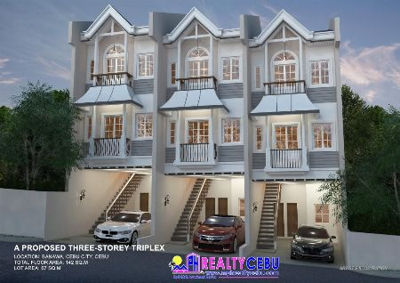 142m², 4 Bedroom House For Sale at White Hills Subd. Cebu City -- House & Lot -- Cebu City, Philippines