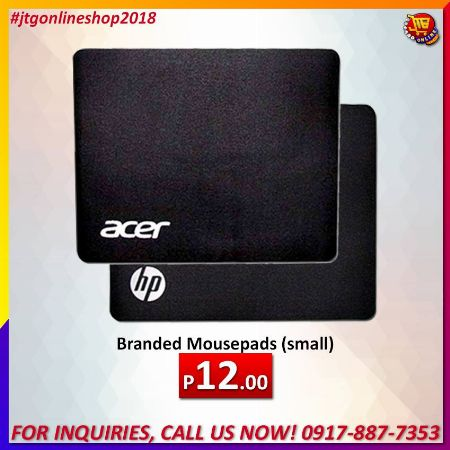 Branded Mousepads (small) -- All Computers Metro Manila, Philippines