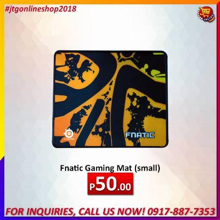 Fnatic Gaming Mat (small) -- All Computers Metro Manila, Philippines