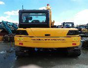 backhoe excavator lonking bucket hydraulic exvavator -- Trucks & Buses -- Metro Manila, Philippines