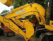backhoe excavator lonking bucket hydraulic excavator heavy equipment trucks lgu -- Trucks & Buses -- Metro Manila, Philippines