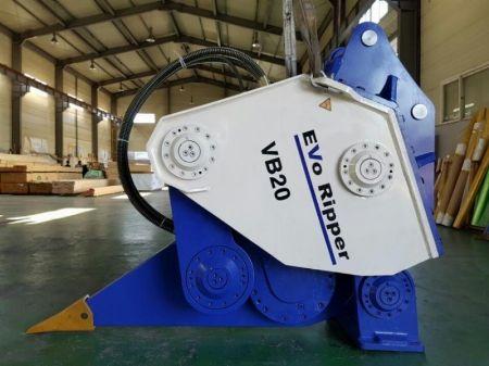 Sunjin Vibro Ripper VB20 hydraulic excavator -- Trucks & Buses -- Metro Manila, Philippines