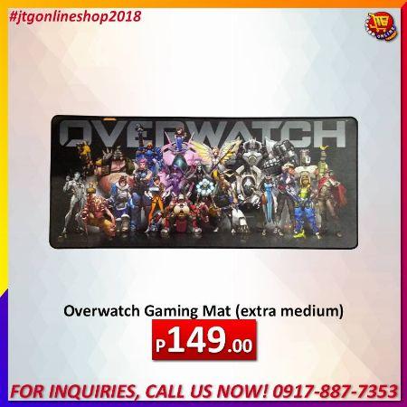 Overwatch Gaming Mat (extra medium) -- All Computers Metro Manila, Philippines