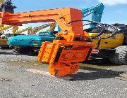Vibro Hammer -- Other Vehicles -- Quezon City, Philippines
