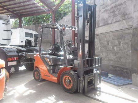 Forklift -- Other Vehicles -- Quezon City, Philippines