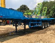 tri-axle flatbed semi trailer -- Other Vehicles -- Quezon City, Philippines