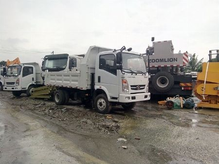 Mini Dump -- Other Vehicles -- Quezon City, Philippines
