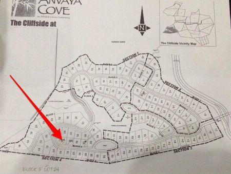 FOR SALE: ANVAYA COVE RESIDENTIAL LOT AND GOLF SHARE -- Land Bataan, Philippines