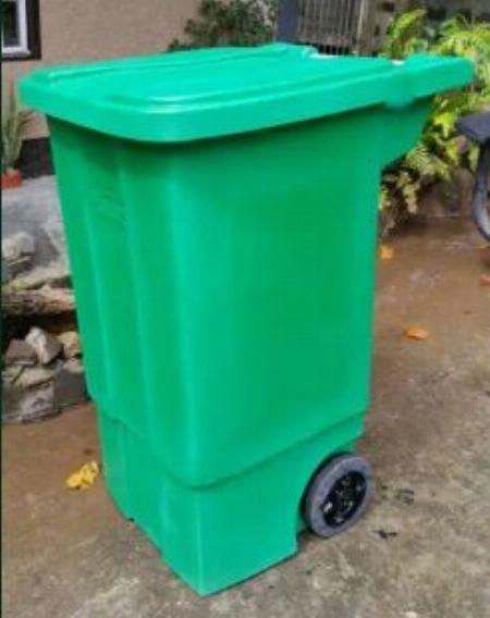 rolling trashbin -- Manufacturing Bacoor, Philippines