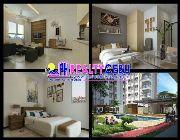 54m² 2 Bedroom Condo Unit at Mivesa Garden Cebu City -- House & Lot -- Cebu City, Philippines