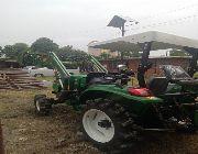 Farm Tractor -- Other Vehicles -- Quezon City, Philippines