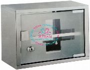 Cascade Stainless Steel First Aid Cabinet, Cascade, Stainless Steel, First Aid Cabinet, First Aid, Cabinet -- Home Tools & Accessories -- Metro Manila, Philippines