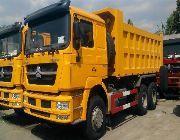 Dump Truck -- Other Vehicles -- Quezon City, Philippines