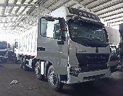 12 Wheeler HOWO A7 dump truck -- Other Vehicles -- Valenzuela, Philippines