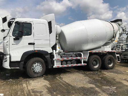 10 Wheeler HOWO A7 Mixer Truck -- Other Vehicles -- Valenzuela, Philippines