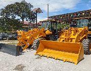 Backhoe Loader -- Other Vehicles -- Valenzuela, Philippines