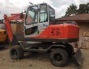 Hydraulic Excavator -- Other Vehicles -- Valenzuela, Philippines