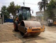 Road Roller -- Other Vehicles -- Quezon City, Philippines
