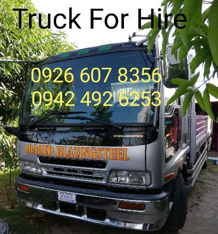 trucks -- Other Services Nueva Vizcaya, Philippines