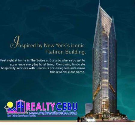 1BR Suite at The Suites in Gorordo Cebu City   Pre-selling -- Condo & Townhome Cebu City, Philippines