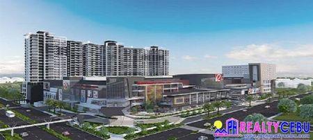 67m² 2BR Condominium at Galleria Res. in Cebu City -- Condo & Townhome -- Cebu City, Philippines