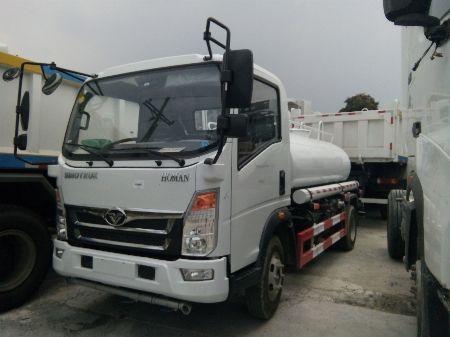 Fuel Tanker -- Other Vehicles -- Quezon City, Philippines