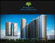 Pioneer Woodlands Condominium -- Apartment & Condominium -- Mandaluyong, Philippines