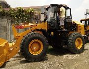 Wheel Loader -- Other Vehicles -- Quezon City, Philippines