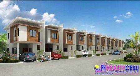 2-Storey Townhouse For Sale in Sunhera Res. Cebu City|3BR 2T&B -- Condo & Townhome -- Cebu City, Philippines