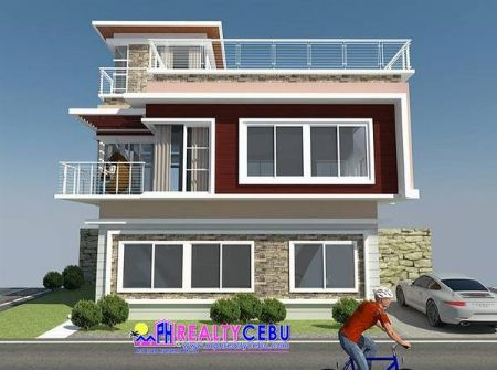 4 Bedroom House For Sale in Citaa Village Liloan Cebu -- House & Lot -- Cebu City, Philippines