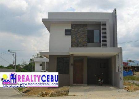 Kristine - 4BR House For Sale at Villa Sebastiana Mandaue -- House & Lot Cebu City, Philippines