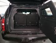 CHEV SUBURBAN BULLETPROOF -- Luxury SUV -- Metro Manila, Philippines