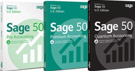 SAGE 50 2019 (Quantum, Premium and Pro) -- Software Metro Manila, Philippines